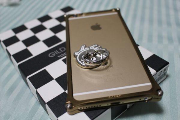 ギルドデザインのソリッドバンパー(iPhone用)を4年使込んだレビュー