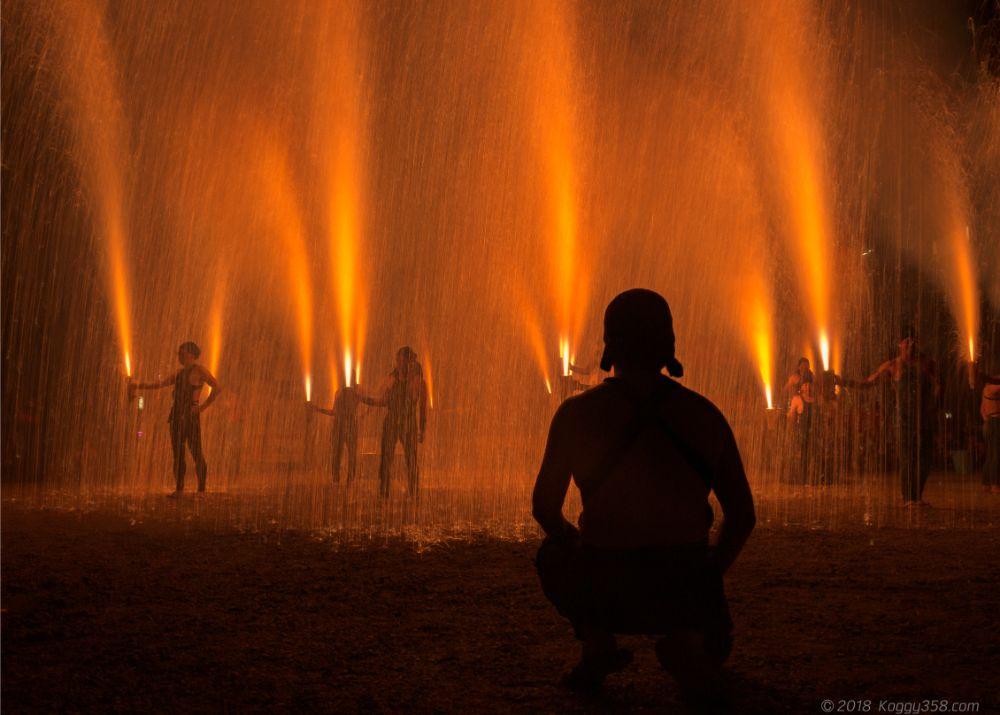 【名古屋市内で手筒花火が見れる】大須夏祭りの夜を撮影してきた!