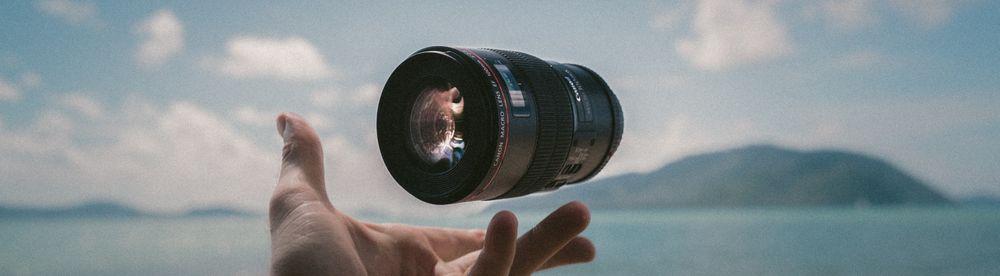 撮影機材のカテゴリー